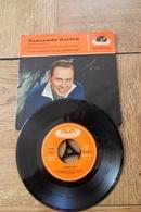 Disque 45 Tours Dans Sa Pochette  D Origine :Tanzende Saiten  Années 1955/60 - 45 T - Maxi-Single
