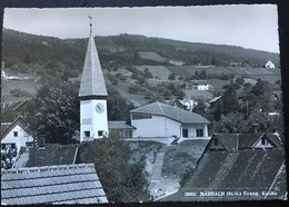 Marbach Evang. Kirche - Marbach