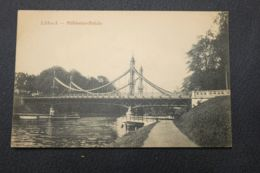 Lübeck Mühlentor Brücke Germany - Luebeck