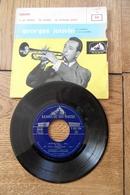 Disque 45 Tours  Dans Sa Pochette  D Origine : Georges Jouvin  Trompette & Ensemble  Années 1955/60 - 45 T - Maxi-Single