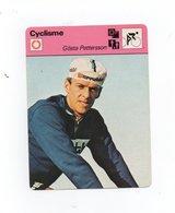CYCLISME   Tour De France  EDITION RENCONTRE GOSTA PETTERSSON - Cyclisme