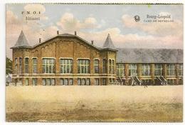 BOURG-LEOPOLD - Camp De Béverloo  F. N. O. S. Bâtiment. A Voir: Le Timbre VII Olympiade 1920. Couleurs. - Leopoldsburg (Camp De Beverloo)