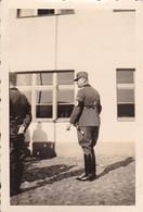 Foto Deutscher Soldat - RAD - 2. WK - 8,5*5,5cm  (48465) - Krieg, Militär