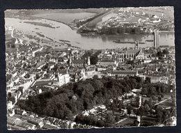 N° 1714 - NEVERS ( 58 Nièvre ) Vue Aérienne - Cliché Robert Durandaud ) Postée En1957 - Nevers