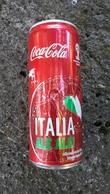 Lattina Italia - Coca Cola - 33 Cl. - Campionati Mondiali 2014 - Alè Alè - Latas
