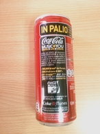 Lattina Italia - Coca Cola Con Promozione Music You ATTENZIONE.. Vedi Note Descrizione - 33 Cl - Latas