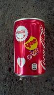 Lattina Italia - Coca Cola Yee - Mini Lattina Da  150 Ml.  ( Lattine-Cannettes-Cans-Dosen-Latas ) - Latas