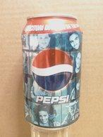 Lattina Italia - Pepsi.. I Vincitori Di..  Be The Face  - 33 Cl -  ( Lattine-Cannettes-Cans-Dosen-Latas) - Latas
