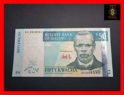 MALAWI 50 Kwacha 31.10.2007  P. 53 C  UNC - Malawi