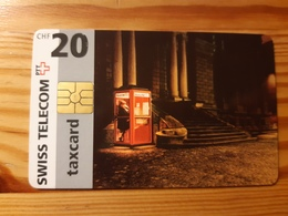 Phonecard Switzerland - Suisse