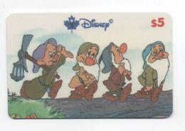 CANADA -  Prepaid Card -   DISNEY - Disney