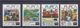 190032993  JAMAICA  YVERT    Nº   645/8  **/MNH - Jamaique (1962-...)