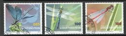 Liechtenstein, Mi 1936-38  Jaar 2019,   Gestempeld - Liechtenstein
