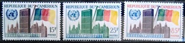 CAMEROUN                    N° 317/319                   NEUF* - Cameroun (1960-...)