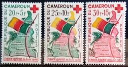 CAMEROUN                    N° 314/316                   NEUF* - Cameroun (1960-...)