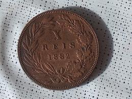 Portugal X Reis 1882 - Portugal