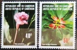 CAMEROUN                    N° 598/599                   NEUF** - Cameroun (1960-...)