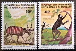CAMEROUN                    N° 698/699                   NEUF** - Cameroun (1960-...)