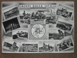 SICILIA  -VEDUTE  1955 -  BELLA - Altre Città
