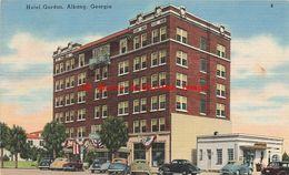 320371-Georgia, Albany, Gordon Hotel, Tichnor Bros No 77406 - Albany