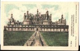 Lot 69 Cartes. Collection De La Solution Pautauberge. Les Châteaux.( Une Carte Adressée à Mme Arluc à Cannes En 1930.) - Autres Collections