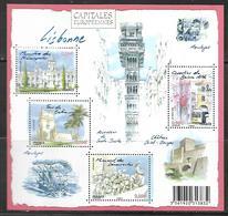 188 France F4402 Capitales Européennes Lisbonne N++ - Neufs