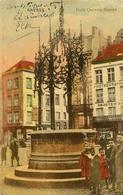 ANVERS - Puits Quentin-Massys. Chocolaterie César  Anvers. Objets D'Art, Photographie. - Antwerpen