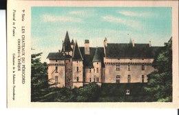 Lot 19 Cartes. Collection De La Solution Pautauberge. Les Châteaux Du Périgord. - Altri