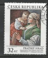Tsjechië, Yv 884 Jaar 2018,  Gestempeld - Oblitérés