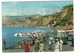4759 - SORRENTO LA MARINA ANIMATA NAPOLI 1960 CIRCA TURISTI - Other Cities