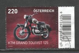 Oostenrijk, Mi 3387 Jaar 2018,  Hoge Waarde, Gestempeld - 2011-... Gebraucht