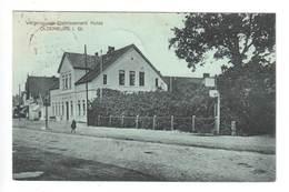 Ansichtskarte ,  Oldenburg , Vergnügungs - Etablissement Holze , 1914 - Oldenburg