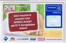 GC 23479 GERMANY- Payback - Fressnapf - Gift Cards