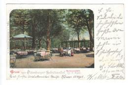 Ansichtskarte ,  Gruss Vom Oldenburger Schützenhof , 1903 - Oldenburg