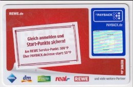 GC 23489 GERMANY- Payback - REWE - Gift Cards