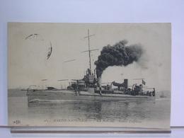 MARINE NATIONALE - LA HACHE - CONTRE TORPILLEUR - ELD 285 - Warships