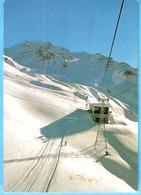Plagne-Bellecôte (Bourg-Saint-Maurice-Savoie)-1981-Montée Aux Glaciersvue Du Massif Depuis Roche De Mio (2700m) - Bourg Saint Maurice