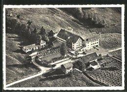 AK Toggenburg, Hotel Kurhaus Rietbad Vom Flugzeug Aus Gesehen - SG St-Gall