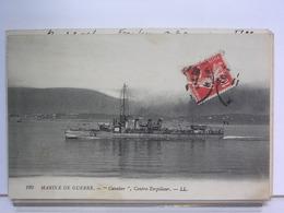 MARINE DE GUERRE - 120 CAVALIER - CONTRE TORPILLEUR - LL - Warships