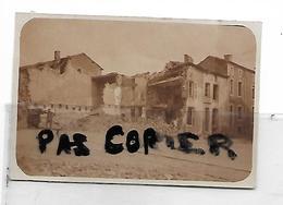 55 ETAIN  DESTRUCTIONS 1916 SOLDAT ALLEMAND - Etain