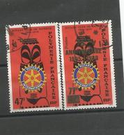 145/46  Rotary Club   (651) - Polynésie Française