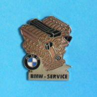1 PIN'S //  ** MOTEUR BMW / SERVICE ** . (BMW Démons Merveilles) - BMW