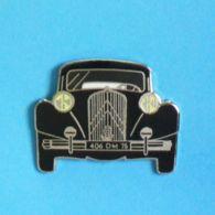 1 PIN'S //  ** CITROËN / TRACTION AVANT 15-SIX ** . (Démons & Merveilles) - Citroën