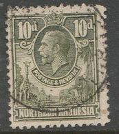 Northern Rhodesia, GVR, 1925, 10d, C.d.s. Used - Northern Rhodesia (...-1963)
