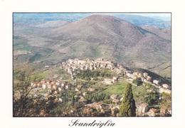 (E235) - SCANDRIGLIA (Rieti) - Panorama - Rieti