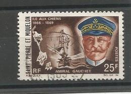 383  Célébtités   (245) - St.Pierre Et Miquelon