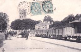 51 - Marne - EPERNAY - La Rue Des Mariniers - Epernay