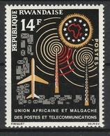 RWANDA 1963 YT N° 23 ** - 1962-69: Ongebruikt