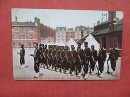 Troops Of The British Empire Houssas       Ref 3946 - Militaria