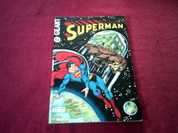 SUPERMAN GEANT  N° 13 - Superman